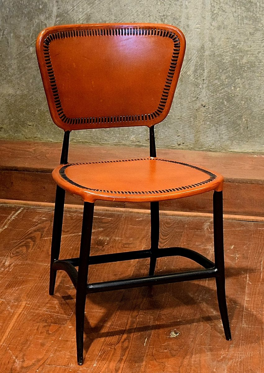 Rocket Dining Chair / Apricot